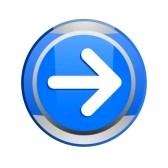 9045209-blue-glossy-arrow-button