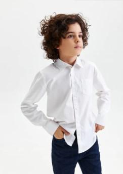 Рубашка для школы для мальчика
