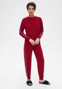 Домашняя одежда брюки с лампасами