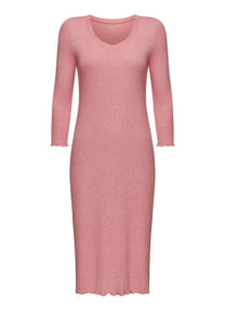 HW160 розовый меланж