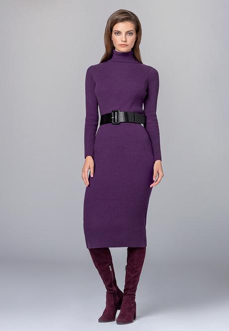 Вязаное платье Фаберлик серия Premium