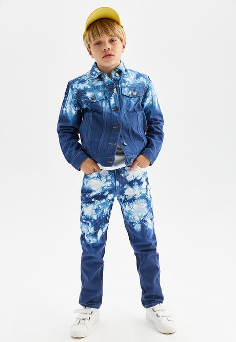 Джинсы Фаберлик для мальчика